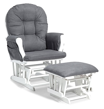 best nursery glider recliner